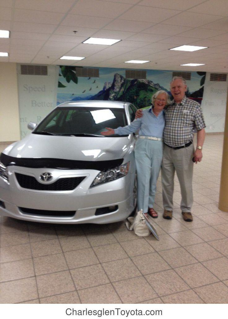 Gord Braithwaite is a joy to work with. He is competent, knowledgeable, friendly, and gave us an excellent tour of our new-to-us vehicle, a 2007 Camry SE.