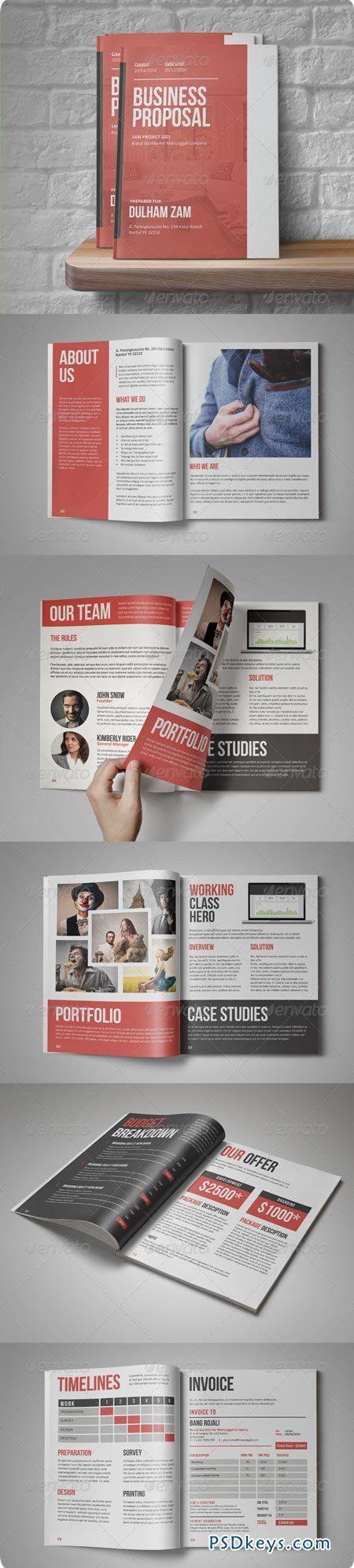 Sari Business Proposal 8245714