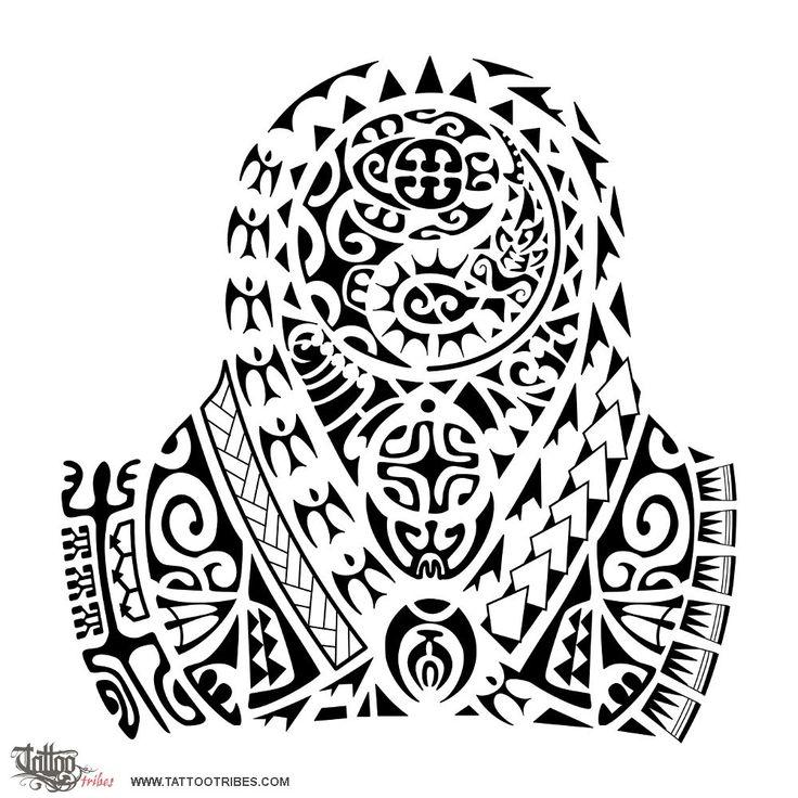 Populares 347 best Maori images on Pinterest   Polynesian tattoos, Samoan  PQ49