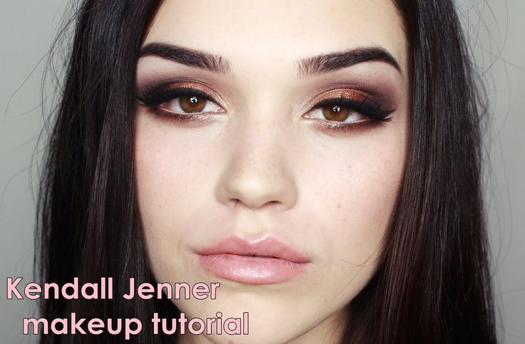 Kendall Jenner Inspired Makeup Tutorial