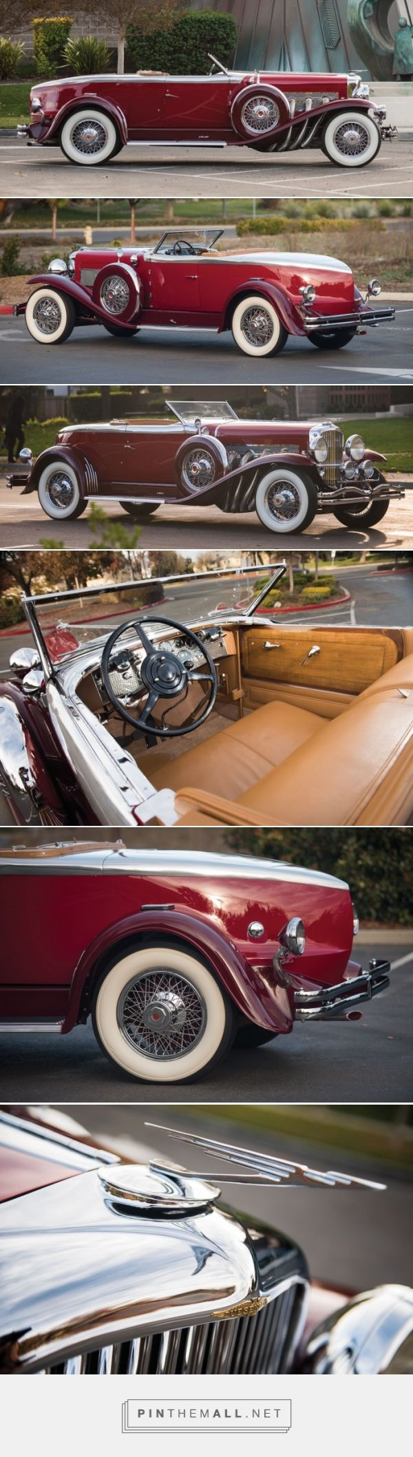 Best 25+ Duesenberg car ideas on Pinterest | Classic car trader ...