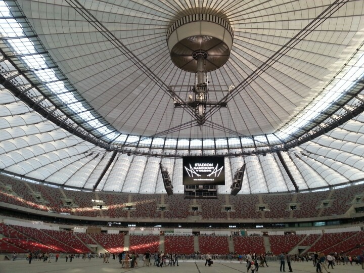 The National Stadium // Stadion Narodowy