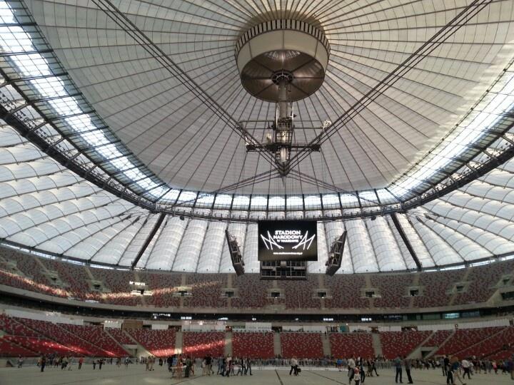 The National Stadium // Stadion Narodowy