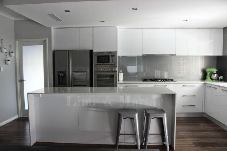 Lime & Mortar = Kitchen