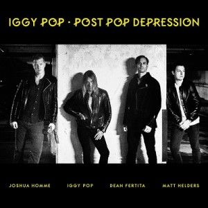 CD-Review: IGGY POP - Post Pop Depression (10/10)