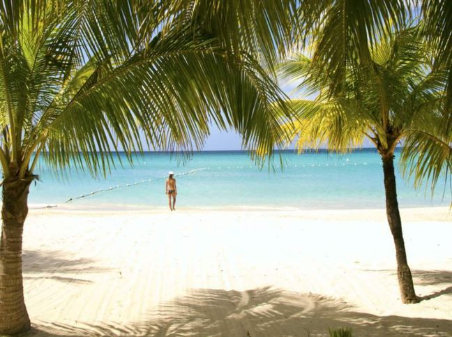 I vinter drömmer vi om Karibien!