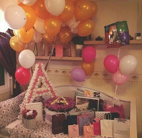 Best 25 Birthday Surprises For Him Ideas Only On: Best 25+ Birthday Room Surprise Ideas Only On Pinterest