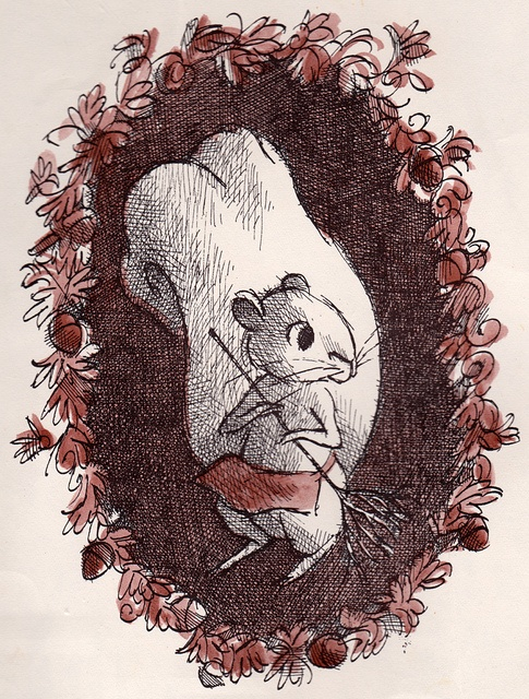 Miss Suzy - written by Miriam Young, illustrated by Arnold Lobel (1964).