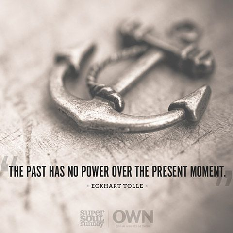 Eckhart Tolle on the Power of the Present Moment
