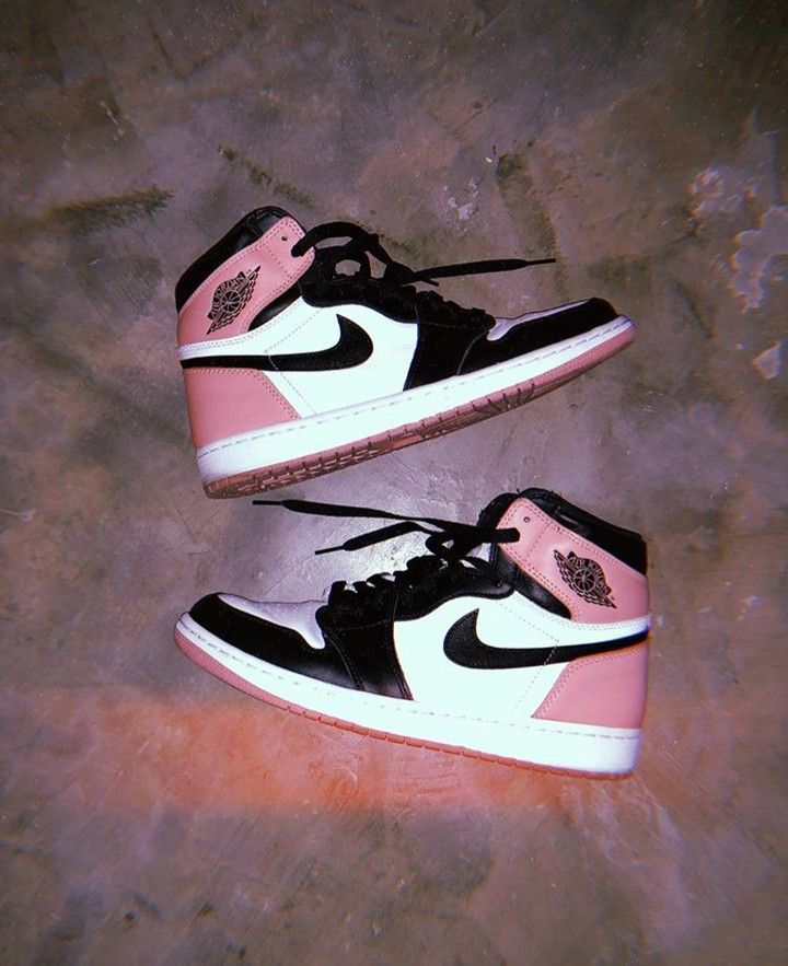 air jordan 1 rosa pastel