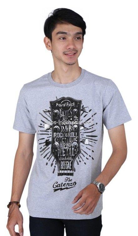 Kaos pria CTN 17-515 adalah kaos pria yang nyaman untuk dipakai...