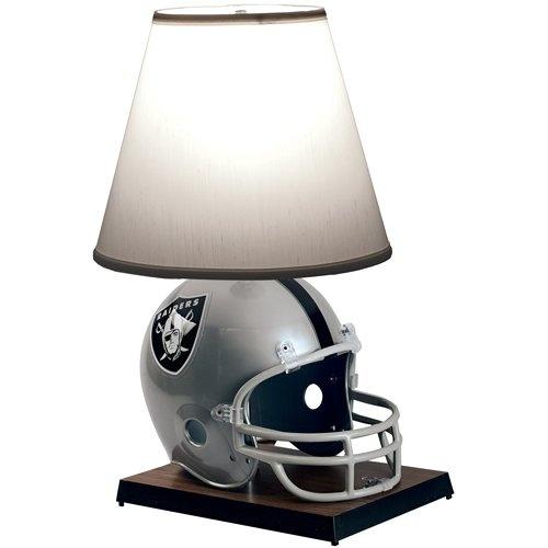 Football Helmet Table Lamp : Best oakland raiders images on pinterest raider