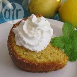 Lemon Poke Cake @ allrecipes.com.au