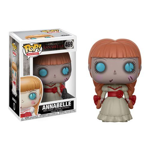 Annabelle Pop! Vinyl Figure #469 - Funko - Horror - Pop! Vinyl Figures at Entertainment Earth