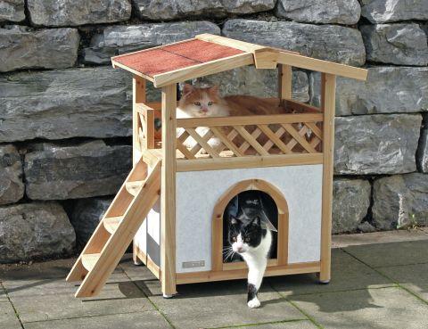 Kattehus Tyrol isolert i gruppen Hund / Hundehus hos Petworld.no (82660)
