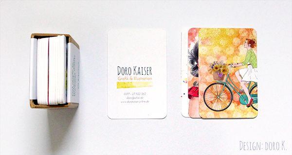 business cards   www.dorokaiser.online.de