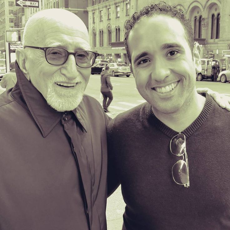 Seeing Actor Dominic Chianese and his son on the street is definitely a good day! #thesopranos #sopranos #unclejunior #johnnyola #godfather #actors #celebrity #mobmovies #italian #mafia #tonystilldoesnthavethemakingsofavarsityathlete #icon #legend #dominicchianese http://tipsrazzi.com/ipost/1510443858197288151/?code=BT2LK-1BRTX