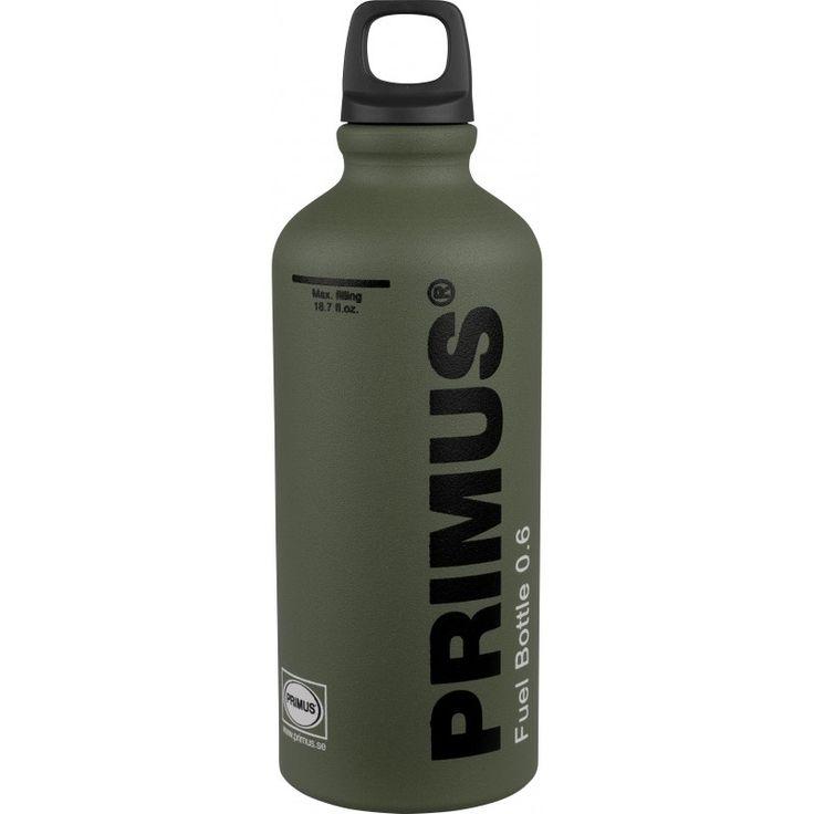 Fuel Bottle - Forest green 0.6 L