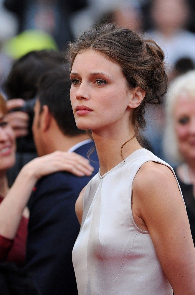 Marine Vacth Photos Photos - Celebs arrive at the 'Young and Beautiful' premiere at the 66th Annual Cannes Film Festival.  - 'Young and Beautiful' Premieres in Cannes