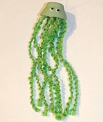 octopus knutselen