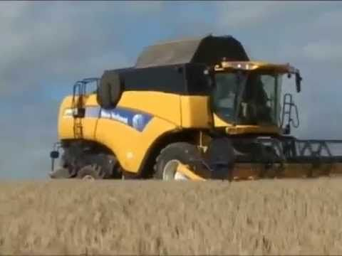 New Holland CX8090 Harvester Agricultural Machinery | Agro Machineryhttp://www.agromachinery1.com/video_listing/new-holland-cx8090-harvester-agricultural-machinery/