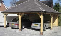 17 best images about carport on pinterest building for Open carport plans