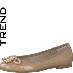 Tamaris-Ballerinas-NUDE-PATENT-Art.:1-1-22123-24/253