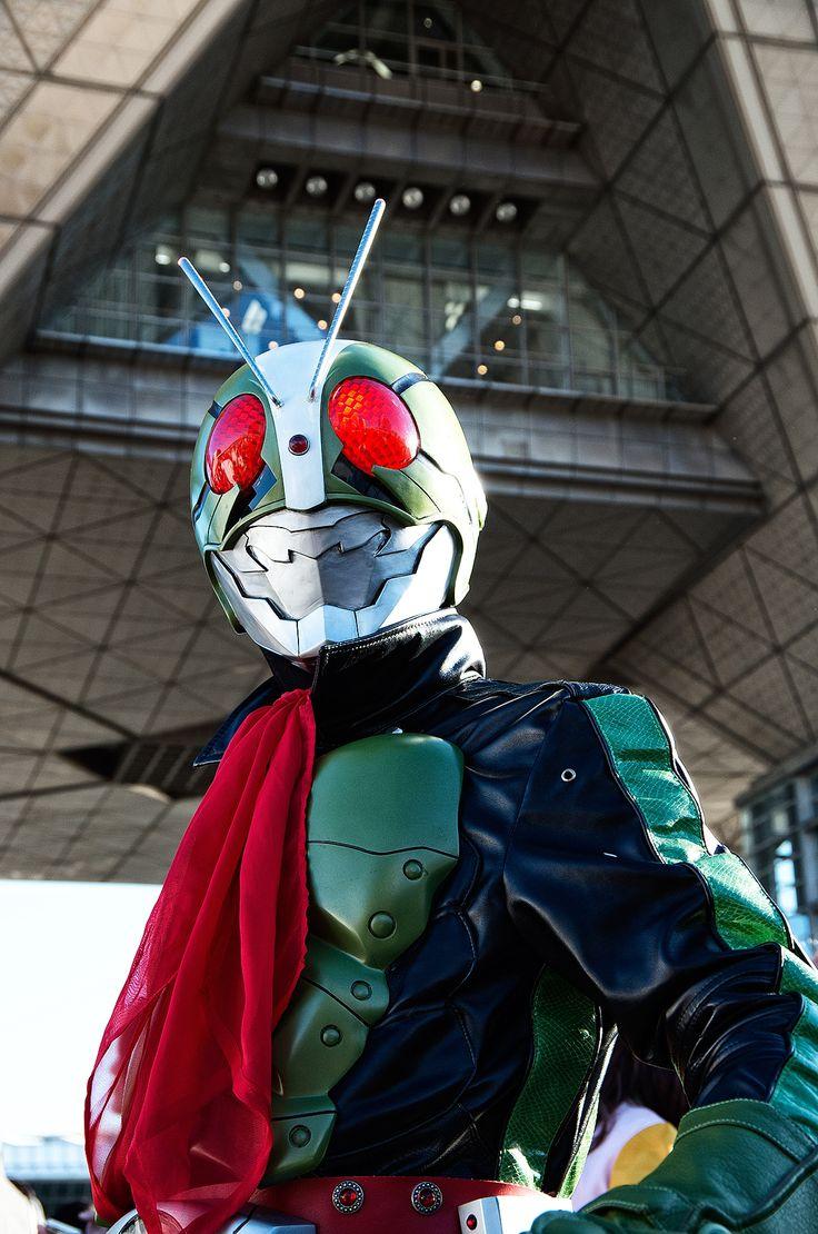 仮面ライダー | Kamen Rider