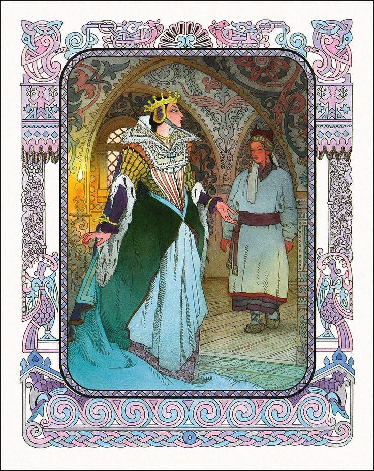 """Вячеслав Назарук. """"Сказка о мертвой царевне и семи богатырях"""""""