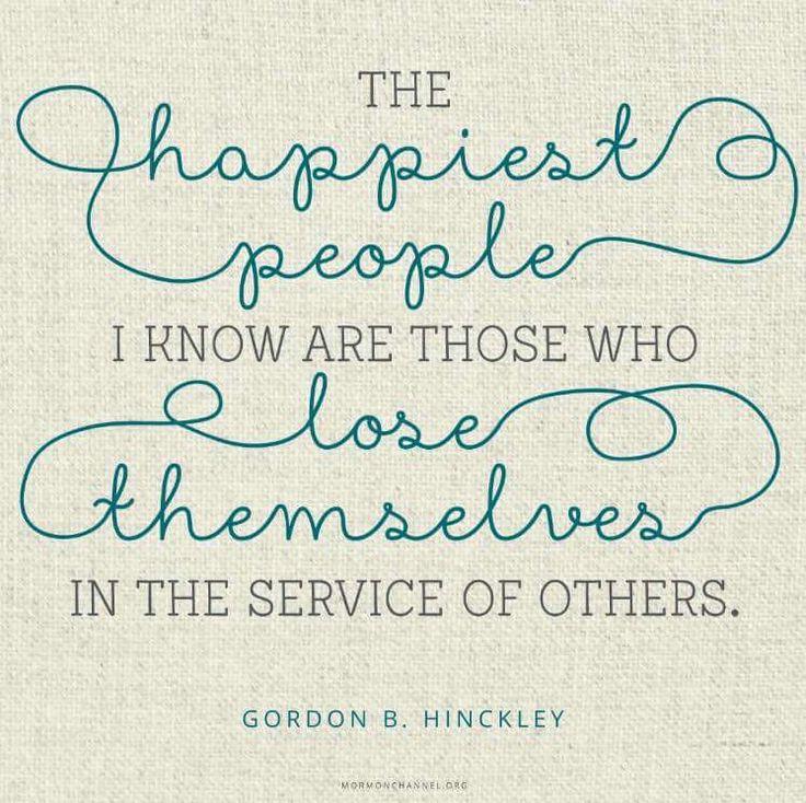 ~President Gordon B. Hinckley~