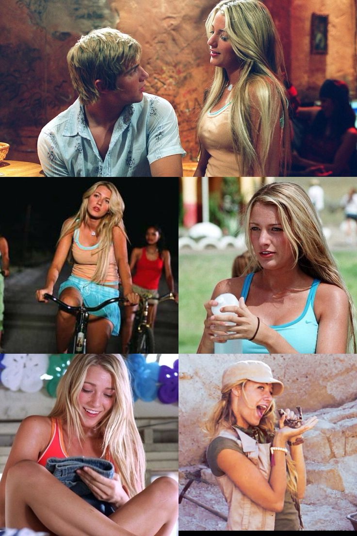 Bridget Vreeland - Bee (The sisterhood of the traveling pants)