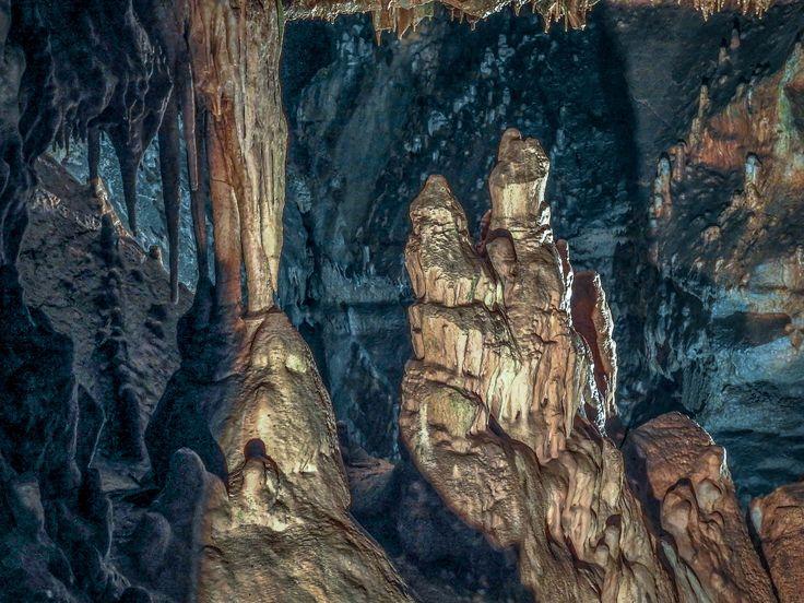 Cave I. - Cave Balcarka, Moravia