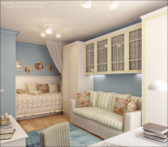 28 négyzetméteren vidáman, gyerekkel (3D látványterv) - Inspiráló otthonok