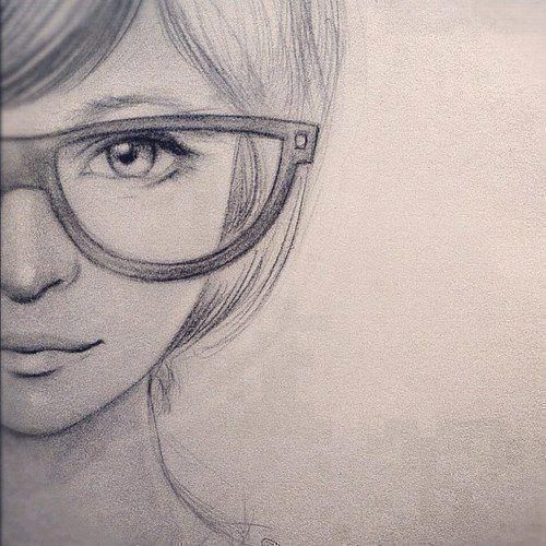 Best 10+ Cool drawings tumblr ideas on Pinterest   Cool girl ...