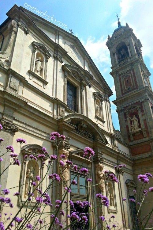One Two frida - Milano, Basilica di Santo Stefano Maggiore