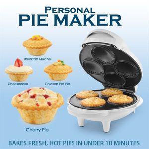 Smart Planet Personal Pie Maker