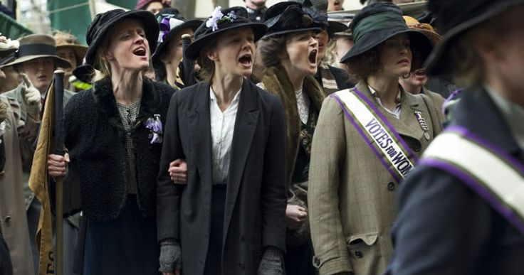 'Suffragette' International Trailer Starring Meryl Streep -- Meryl Streep and Carey Mulligan lead an all star cast in the first UK trailer for the voting rights drama 'Suffragette'. -- http://www.movieweb.com/suffragette-movie-trailer-international