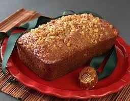 Sheraton Maui Macadamia Nut Pineapple Banana Bread - Must try!