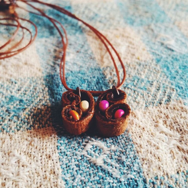 Cinnamon / jewerly /handmade