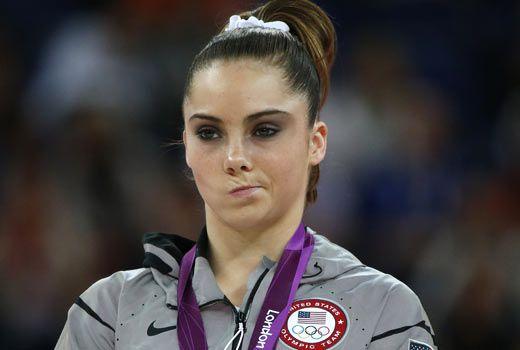 Can the Miss America 2013 contestants impress McKayla Maroney?