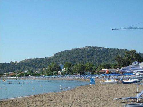 Faliraki Beach - Venezia Resort Faliraki Rhodes
