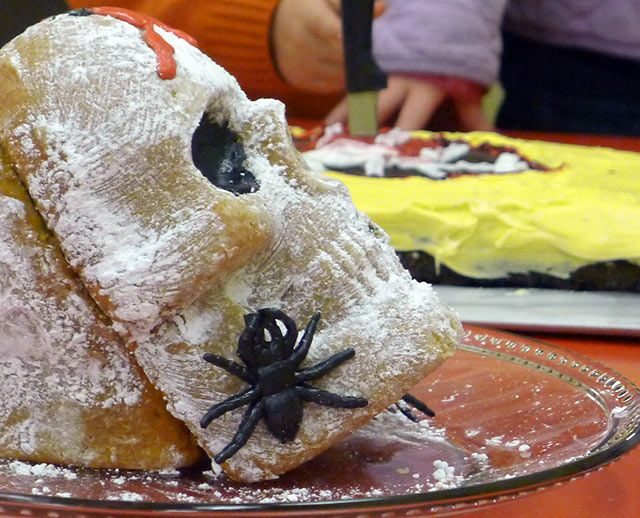List of Synonyms and Antonyms of the Word scary cakes