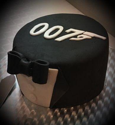 James Bond kakku