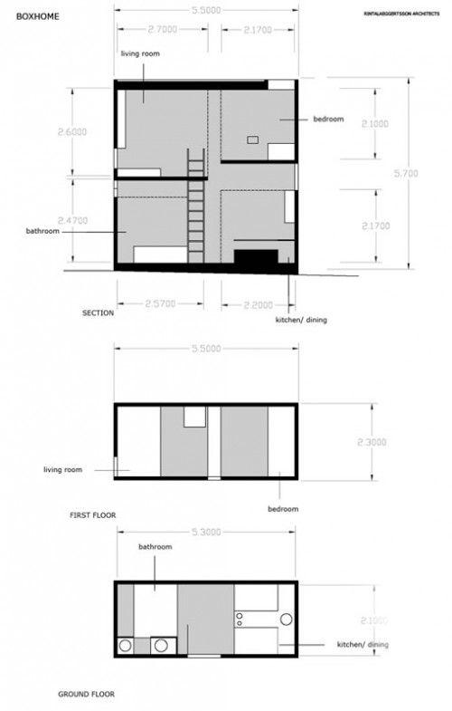Une maison de 19 m² - ArchiDesignClub by MUUUZ - Architecture & Design