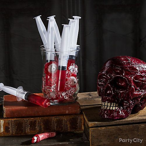 bloody good shots - Halloween Shooters Cocktails