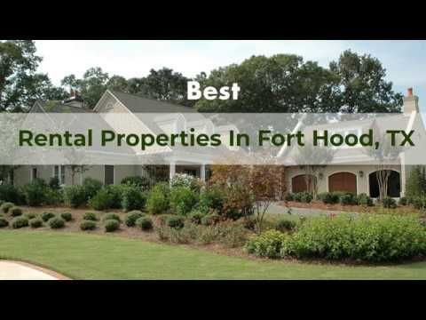 Hunter Rentals & Property Management can help you find an ideal rental home across Fort Hood, TX that suits your budget as well as requirement. Tenants can select from a list of furnished and non-furnished properties. To know more about best rental properties across Fort Hood, visit http://hunterrentals.com/