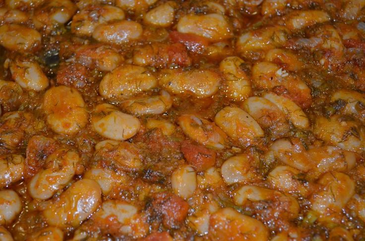You will fall in love with the nutty and mushy flavour of those beans. Visit our blog area to get the recipe www.handpickedgreece.com