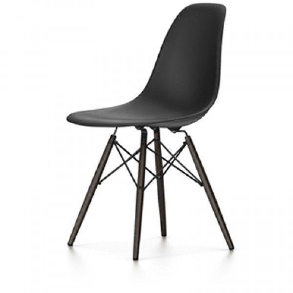 Afmetingen Keuken Restaurant : DSW stoel met zwart esdoorn onderstel (nieuwe afmetingen) Vitra