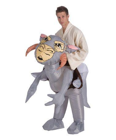 Look at this #zulilyfind! Inflatable Tauntaun Dress-Up Set - Adult #zulilyfinds