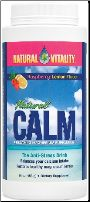 Natural Calm Magnesium Citrate Supplements by Peter Gillham natural Vitality - Natural Calm magnesium supplements to reduce Stress, and Insomnia...